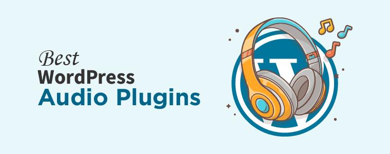 Best WordPress Audio Plugins