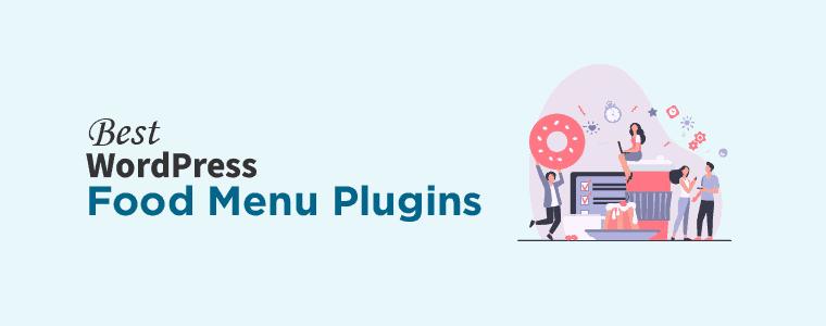 Best WordPress Food Menu Plugins
