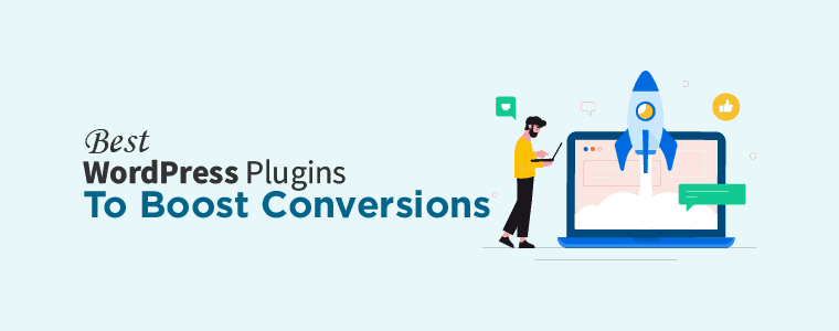 Best Conversion-boosting WordPress Plugins