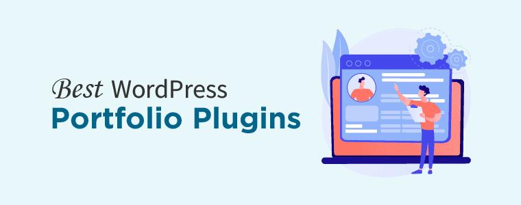 Best WordPress portfolio plugin